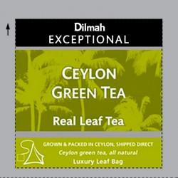 Exceptional Ceylon Green...