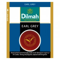 Dilmah Earl Grey 100 Tea...