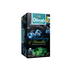 Dilmah Blueberry & Vanilla...